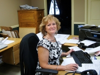 Toni Treadway – Administrative Assistant to Project Managers, Engineers, and Estimators, Drawings Manager (1992-Present)