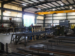 Apel steel fabricates quality steel tubing